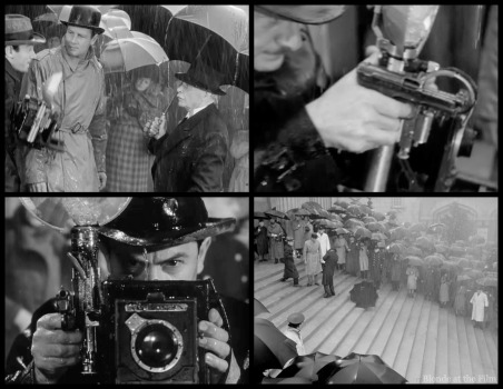 Foreign Correspondent Joel McCrea assassination