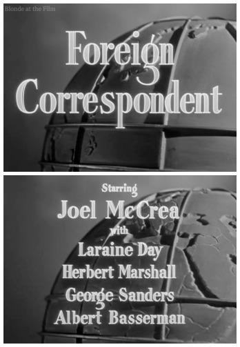 Foreign Correspondent titles