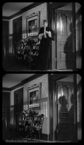 Gaslight Bergman shadows