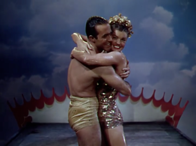 Neptune's Daughter Esther Williams Montalban finale