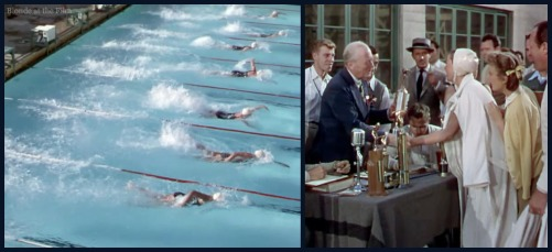 Neptune's Daughter Esther Williams race