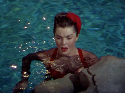 Neptune's Daughter Esther Williams swim 2