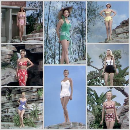 Neptune's Daughter fashion show