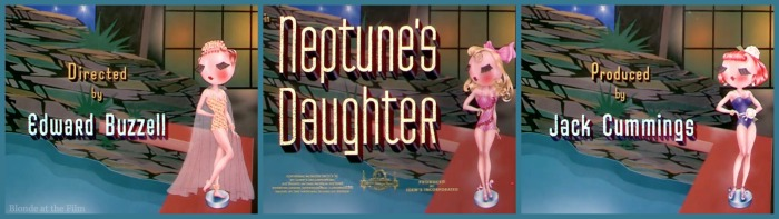 Neptune's Daughter titles 2