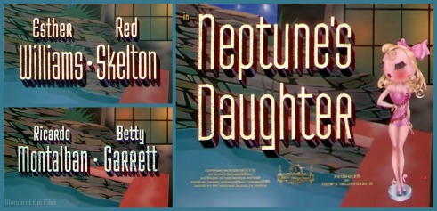 Neptune's Daughter titles