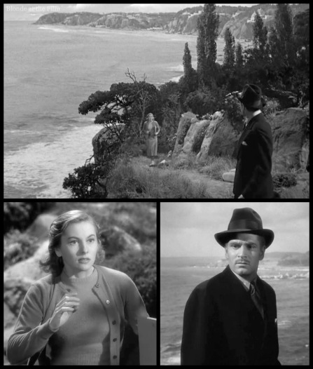 Rebecca Laurence Olivier and Joan Fontaine suicide