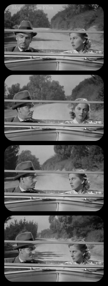 Rebecca Olivier and Fontaine car smiles filmstrip
