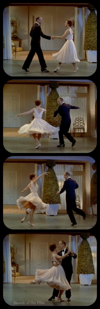 Daddy Long Legs Caron Astaire Got to GIve filmstrip
