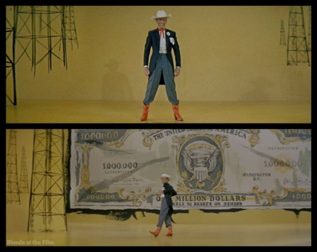 Daddy Long Legs Fred Astaire cowboy