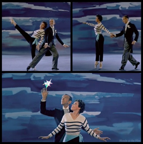 Daddy Long Legs Fred Astaire guardian angel 3