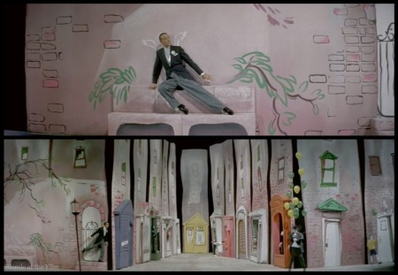 Daddy Long Legs Fred Astaire guardian angel
