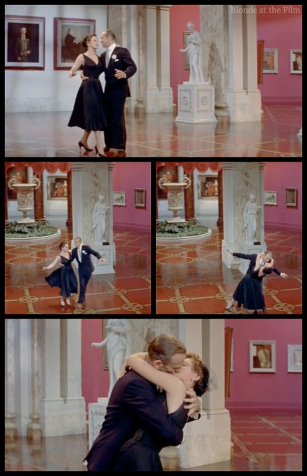 Daddy Long Legs Leslie Caron Fred Astaire final dance