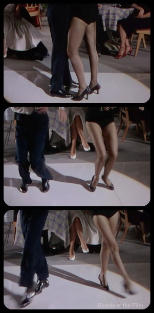 Easy to Love dancing legs