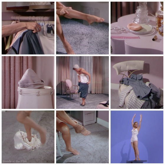 Easy to Love dress undress Esther Williams