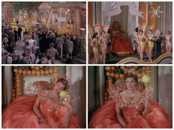 Easy to Love Esther Williams citrus queen