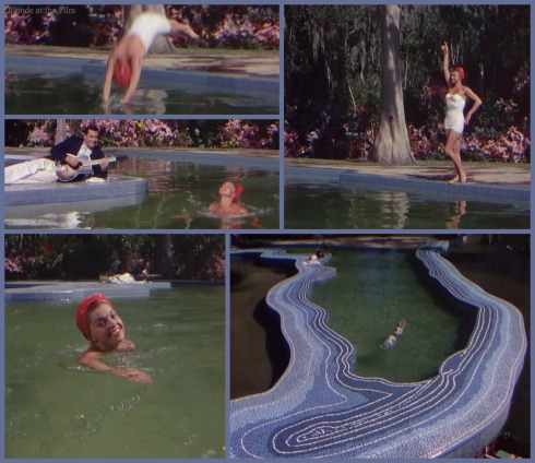 Easy to Love Esther Williams florida pool