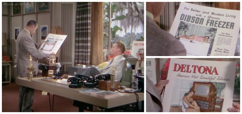 Easy to Love Van Johnson ads.jpg