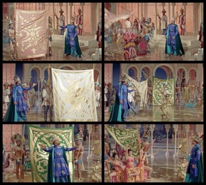 Kismet-Howard Keel dance