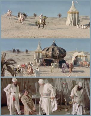 Kismet-Howard Keel desert