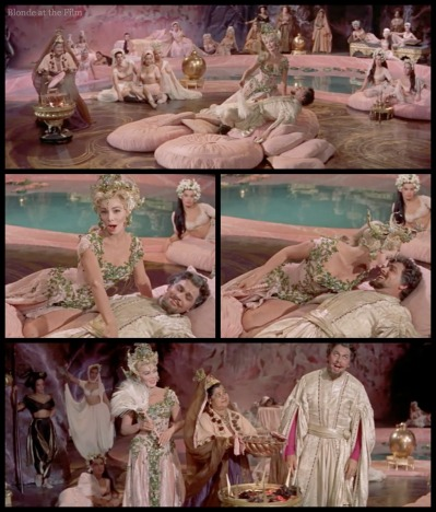 Kismet- Howard Keel Dolores Gray harem