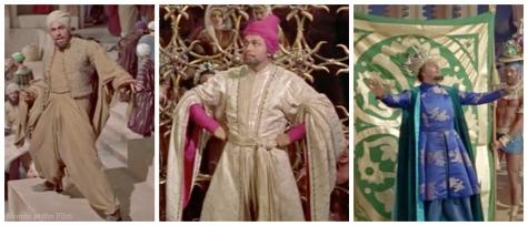 Kismet Keel costumes