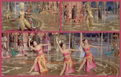 Kismet-princess dance