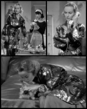 Love Before Breakfast Carole Lombard robe