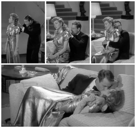 Palm Beach Story Claudette Colbert Joel McCrea zipper 2