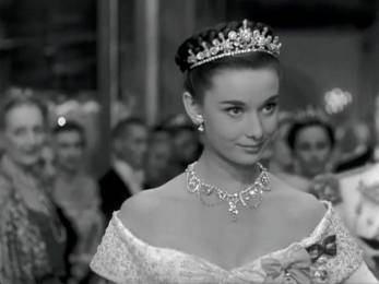 Roman Holiday Hepburn princess
