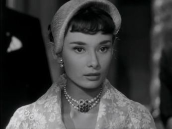 Roman Holiday Hepburn reaction