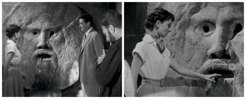 Roman Holiday Photo mouth of truth