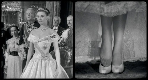 Roman Holiday shoes 1