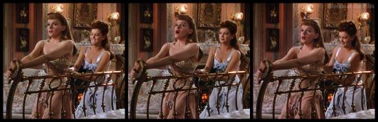 Meet me In St. Louis Garland corset