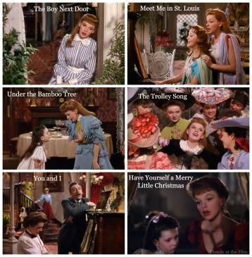 Meet me in St. Louis songs Judy Garland