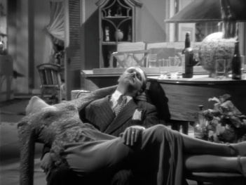 Notorious Cary Grant Ingrid Bergman - 016