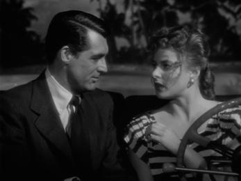 Notorious Cary Grant Ingrid Bergman - 029
