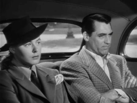 Notorious Cary Grant Ingrid Bergman - 092