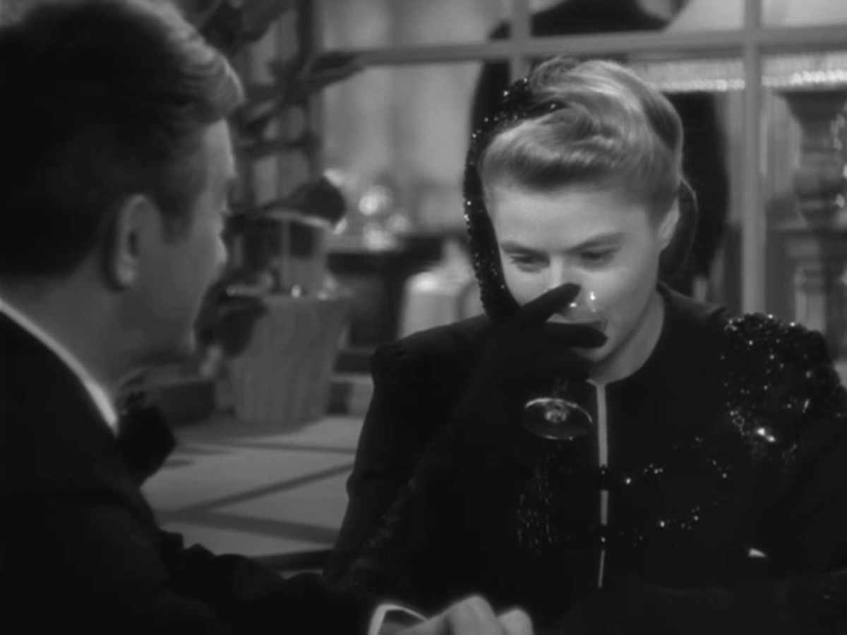 """the movie notorious essay Alfred hitchcock's """"notorious  a celebration of jane campion's in the cut, as part of a video essay  (it will be paired much later in the movie with."""