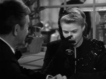 Notorious Cary Grant Ingrid Bergman - 098