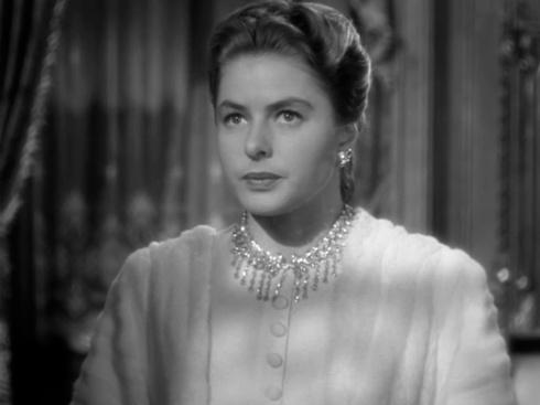 Notorious Cary Grant Ingrid Bergman - 113