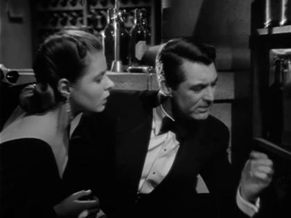 Notorious Cary Grant Ingrid Bergman - 156