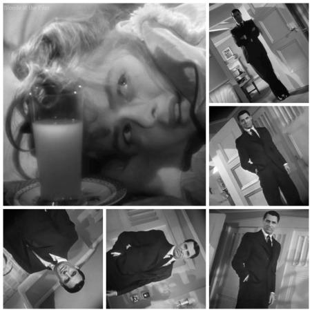 Notorious Cary Grant Ingrid Bergman hangover