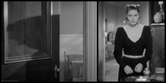 Notorious Cary Grant Ingrid Bergman key stealing