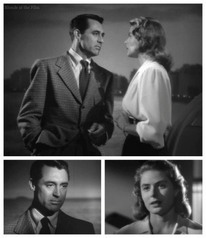 Notorious Cary Grant Ingrid Bergman mission