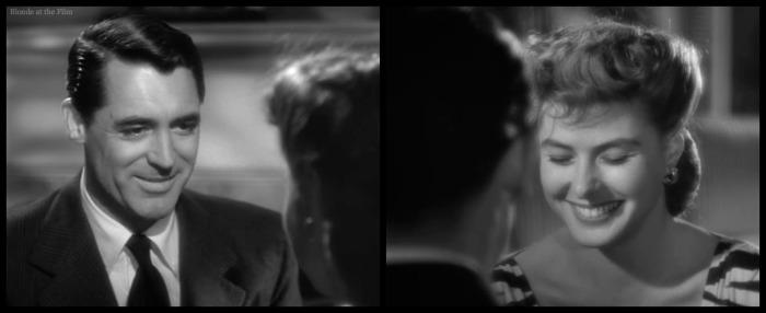 Notorious Cary Grant Ingrid Bergman