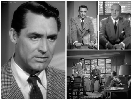Notorious Cary Grant learns the mission