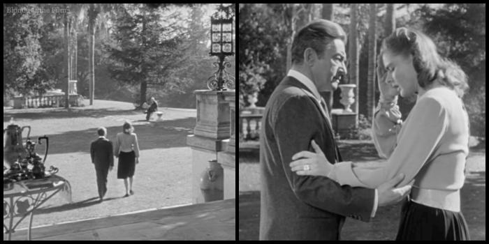 Notorious Claude Rains Ingrid Bergman height