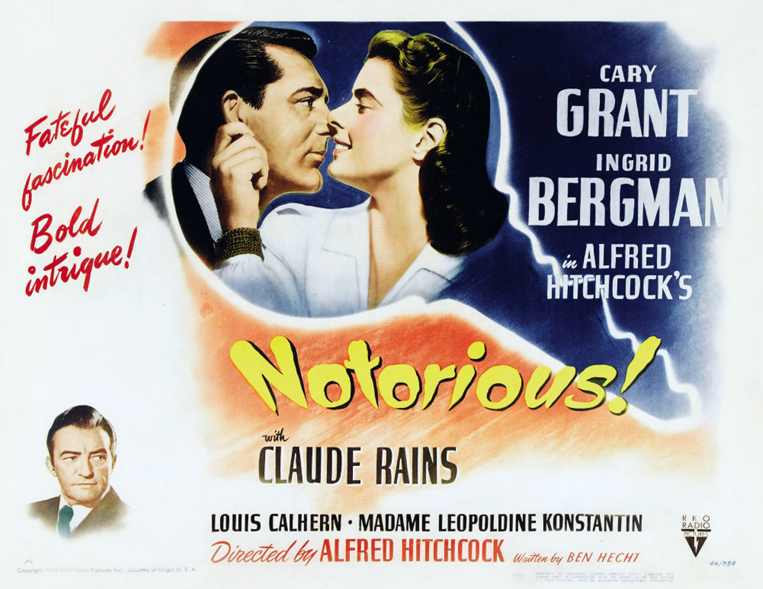 Notorious (1946) | The...
