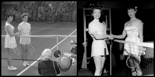 Pat and Mike Hepburn Moran tennis 2