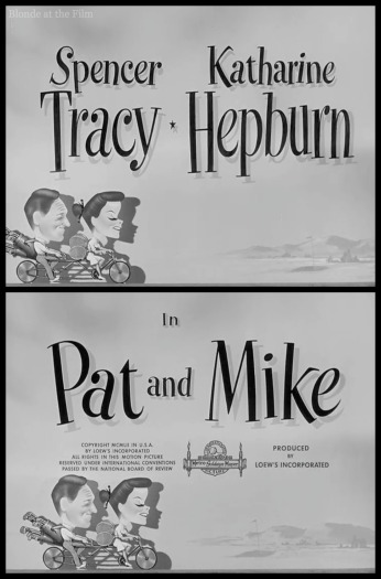 Pat and Mike titles